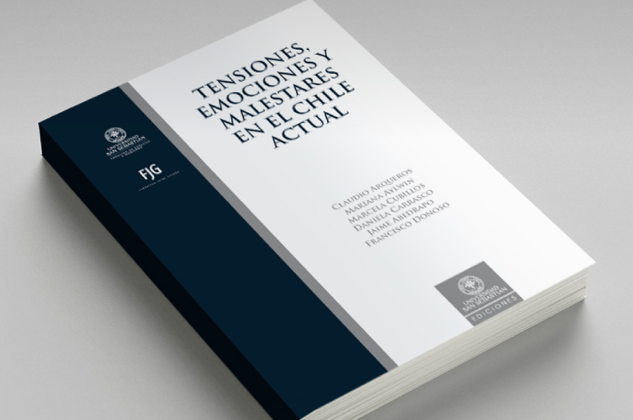 Libro explora la antesala y factores de los conflictos sociales en Chile