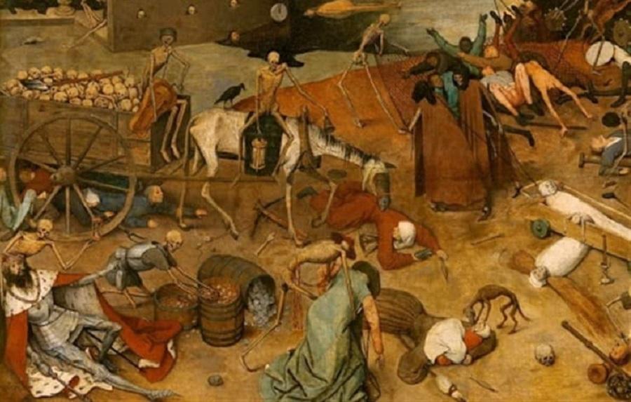 Sobre pestes y pandemias