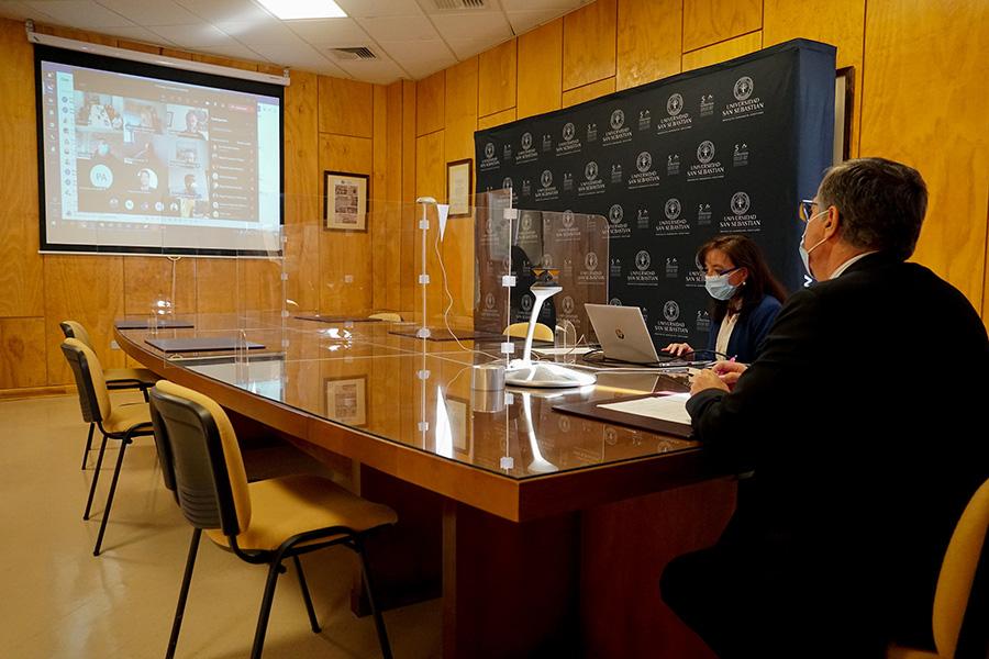 Desafíos territoriales marcaron el II Consejo Consultivo de la USS en Puerto Montt