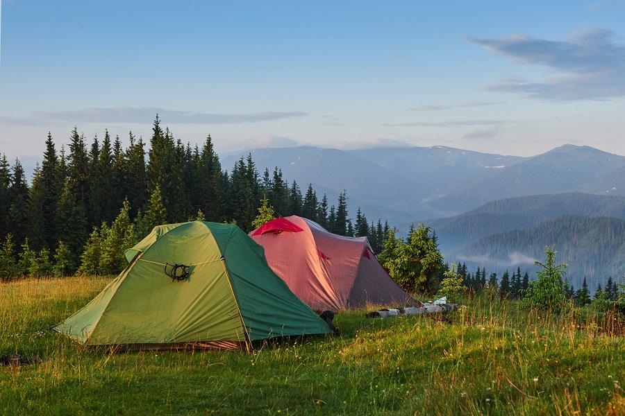 Acampa libre del Covid-19 y otras enfermedades propias del verano
